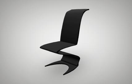 Omni Futuristic Chair Printables logo
