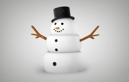 Snowman Printables logo