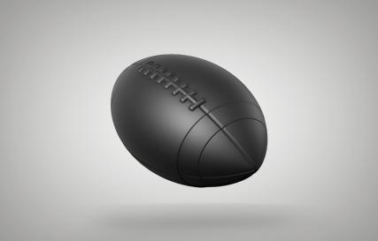 3D Football Printables logo